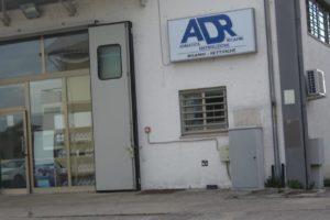 Ingresso sede Adriatica Distribuzione Ricambi ADR