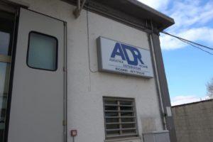 Insegna Adriatica Distribuzione Ricambi ADR